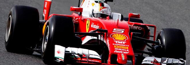 Successo Ferrari: no alle sospensioni idrauliche