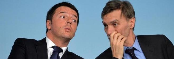 Pd, si tenta di evitare la scissione  Emiliano: «Ho parlato con Renzi»