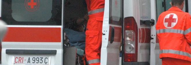 Anziana cade e resta bloccata in casa Soccorsa dai pompieri