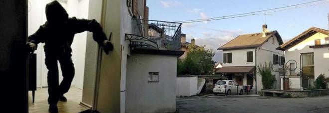 Ladri scatenati, razzia nelle case  Controllo di vicinato per difendersi