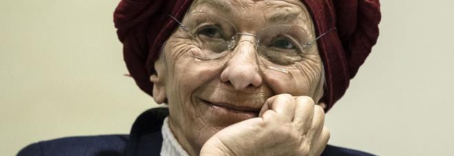 """""""Il cancro se n'è andato"""": Emma Bonino, la buona notizia in tv"""