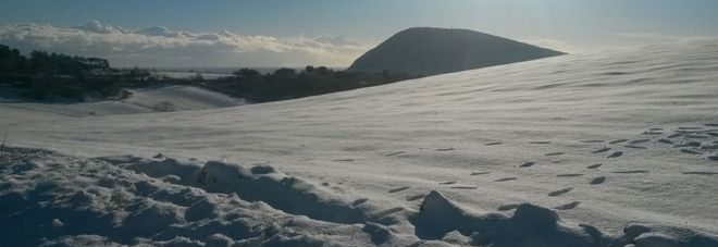 Marche, nuova allerta: prevista neve sia per domenica che per lunedì