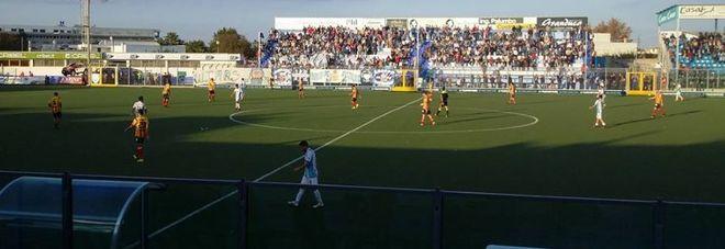 immagine COPPA ITALIA: Virtus Francavilla-Lecce, 5-6 dopo i rigori. Tabellino e cronaca