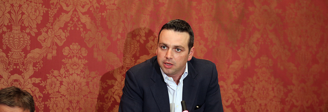 Il sindaco Roberto Paoloni