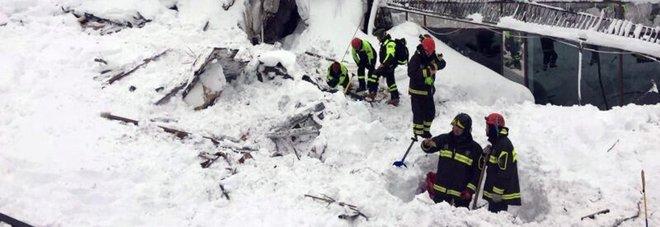 Chi sono i nostri sepolti vivi nel Rigopiano l'hotel spazzato via da una montagna di neve