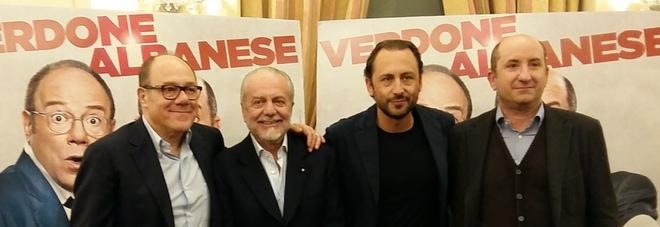 De Laurentiis: «Lotta Napoli-Juve per lo scudetto? Sfida aperta»|