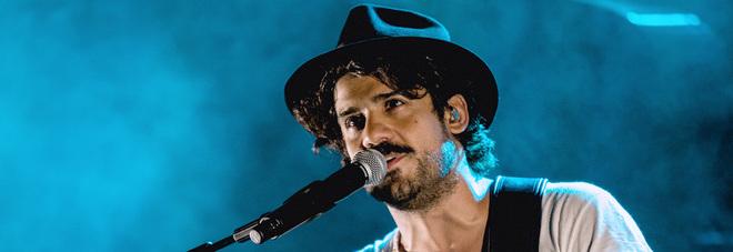Il cantante Mannarino condannato per una rissa a Ostia -Foto