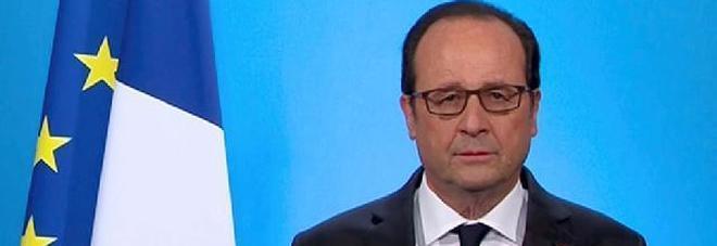 Hollande a sorpresa:  «Non mi ricandido»