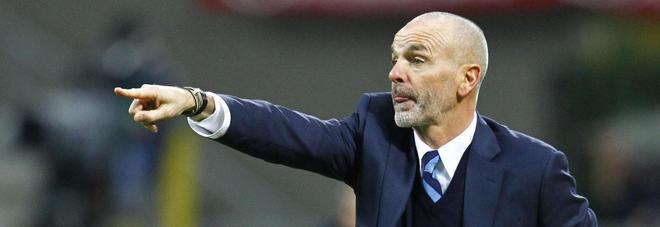 """Napoli-Inter, Pioli: """"Sfida importante, ma non è l'ultimo treno"""""""