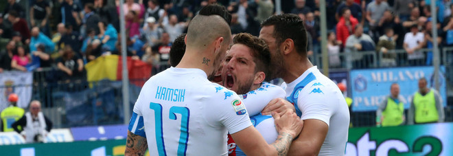 Doppio Insigne e poi Mertens Il Napoli passa a Empoli col brivido