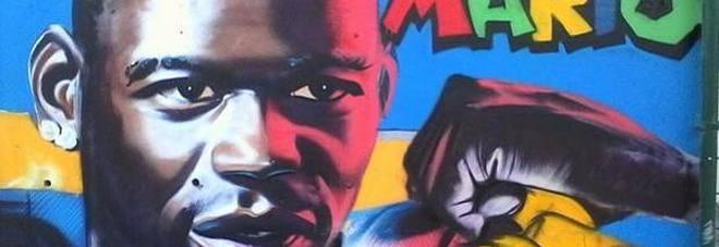 Nizza, è Balotelli mania: SuperMario diventa murales