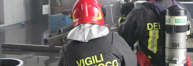 Urbino, incendio in casa: gravissima anziana con ustioni su tutto il corpo