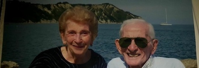 Irene e Diolete, uniti oltre la vita: muoiono a undici ore di distanza