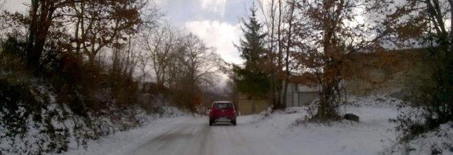 Le Marche nella morsa dell'inverno: neve e freddo anche per l'Epifania