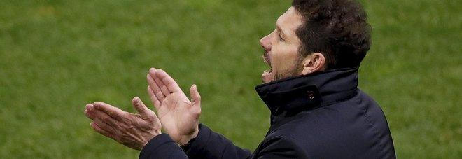 Coppa del Re, Atletico Madrid sconfitto in casa dal Las Palmas, ma passa il turno