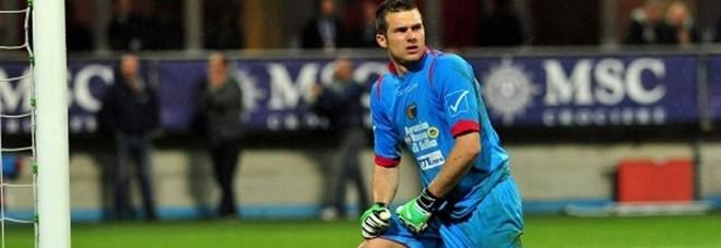 Il portiere Alberto Frison ha rescisso il contratto con la Samb