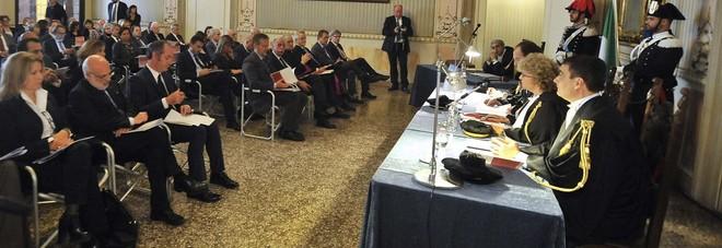 Zaia avvisa la Corte dei Conti: «Per  colpa di Roma spenderemo 14 mln»  Leggilo subito su Gazzettino Digital