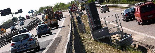 La tangenziale di Treviso all'altezza di San Lazzaro (Photo Journalist)