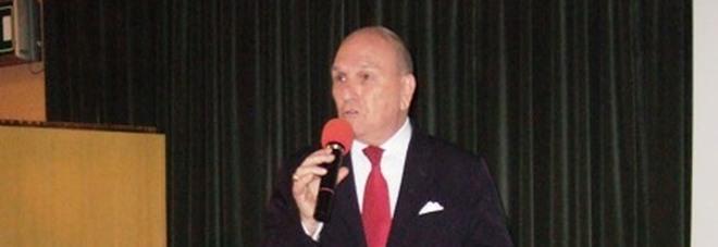 Sergio Dressi, ex presidente dell'aeroporto Fvg