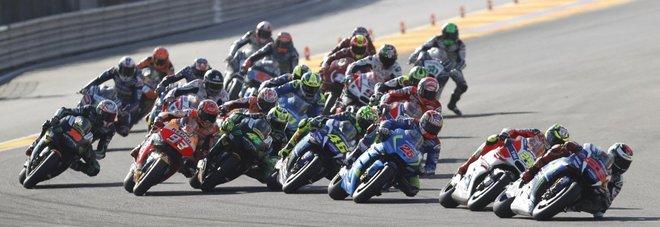 Vince Lorenzo, secondo posto per Marquez Iannone terzo poi Rossi