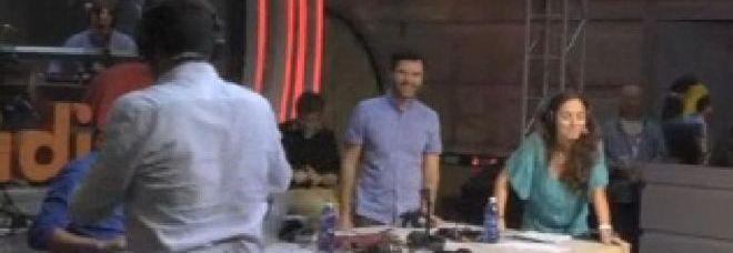 L'happy hour di Angelo Capasso a Radio2 Super Max