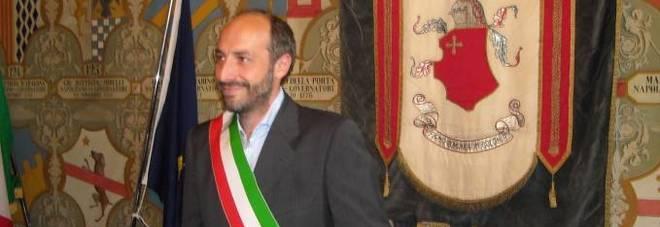 Il sindaco di Fermo Paolo Calcinaro