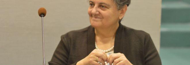 Il primo cittadino di Ancona Valeria Mancinelli