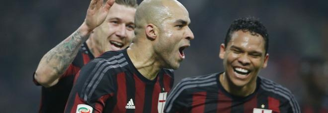 Il Milan fa festa: batte Inter 3-0.