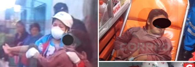 Bimbo di 7 anni costretto a partecipare a un gioco alcolico e finisce in ospedale