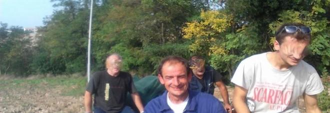Tecnico del gas e cuore d'oro Rodolfo si è arreso a 54 anni