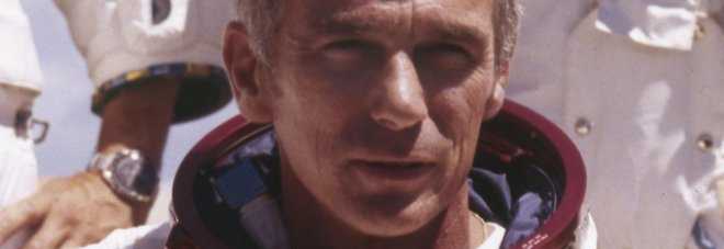 Addio a Eugene Cernan, l'ultimo uomo sulla Luna