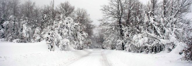 Maltempo, ancora freddo e neve previsti per almeno altri 10 giorni