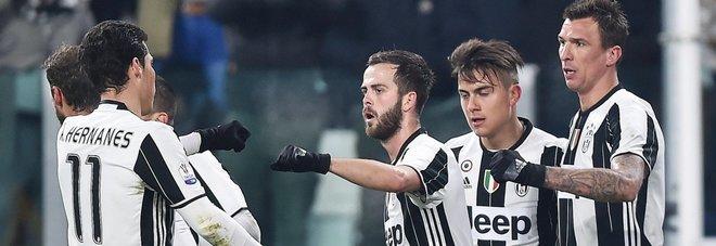 Juventus-Atalanta 3-2. Bianconeri ai quarti di finale, ma quanta sofferenza