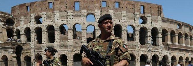 Trattati, Roma sorvegliata speciale: 100 telecamere per «controlli preventivi». Colosseo e Fori chiusi