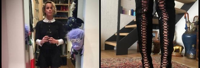"""Federica Pellegrini e gli stivali """"hot"""": la foto postata su Instagram -Guarda"""