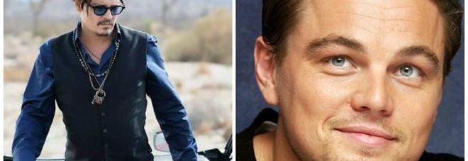 """Johnny Depp: """"Non sopportavo Di Caprio, ecco cosa gli ho fatto sul set"""""""