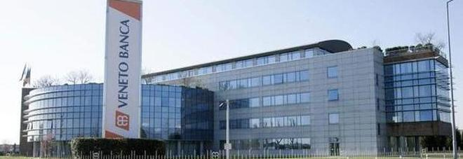 La sede di Veneto Banca
