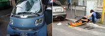 Pedoni travolti a Roma, la donna era senza patente e sotto l'effetto di droga. Cocaina con sé /Foto /Video