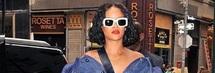 Rihanna ingrassata