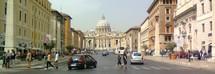 Falso allarme bomba a San Pietro, borsone abbandonato davanti a un negozio