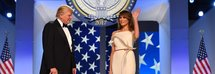 Trump e Melania ballano sulle note di My Way: ma non vanno a tempo /Video