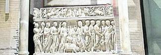 Roma, piove nella basilica di San Lorenzo al Verano: danni a mosaici e dipinti