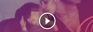 """Belen """"scandalosa"""" con il figlio Santiago. Pioggia di critiche per il video su Instagram"""