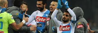 Napoli-Milan, la pagella di Carratelli: Insigne come Maradona, Albiol super