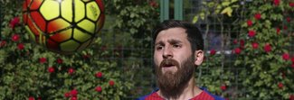 Il sosia di Lionel Messi fermato dalla polizia: creava problemi al traffico