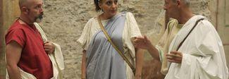Viaggio nella domus della Roma imperiale tra cucina, ricette, moda e universo femminile