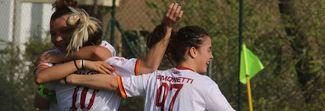 Res Roma, con il 3-0 sulla Jesina  raggiunto il primo step: la salvezza