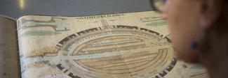 La mappa segreta del Colosseo portata alla luce da Napoleone