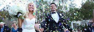 Immagine: In aumento gli organizzatori di feste di matrimonio