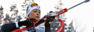 Biathlon, Italia terza nella staffetta femminile di Anterselva